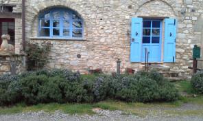 (Italiano) Appennino Parma-Reggio Emilia  casa in pietra del 1400