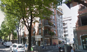 Piazzale Barbieri, Parma appartamento 90 mq.