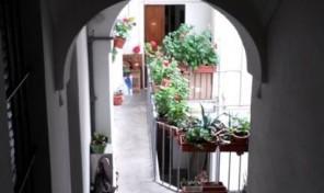 (Italiano) Centro storico appartamento 110 mq lat.via Farini Parma