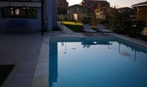 Villa a Vicofertile (PR) con piscina